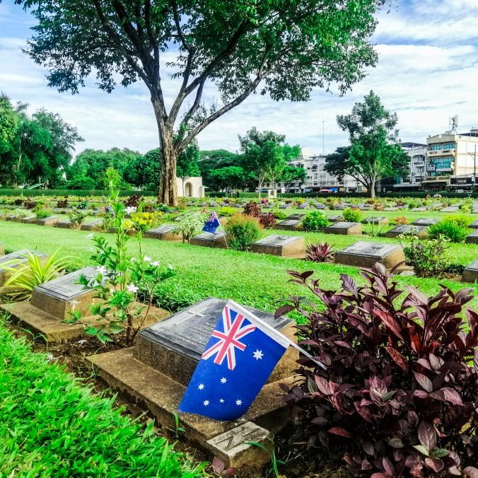 The Cemetery...